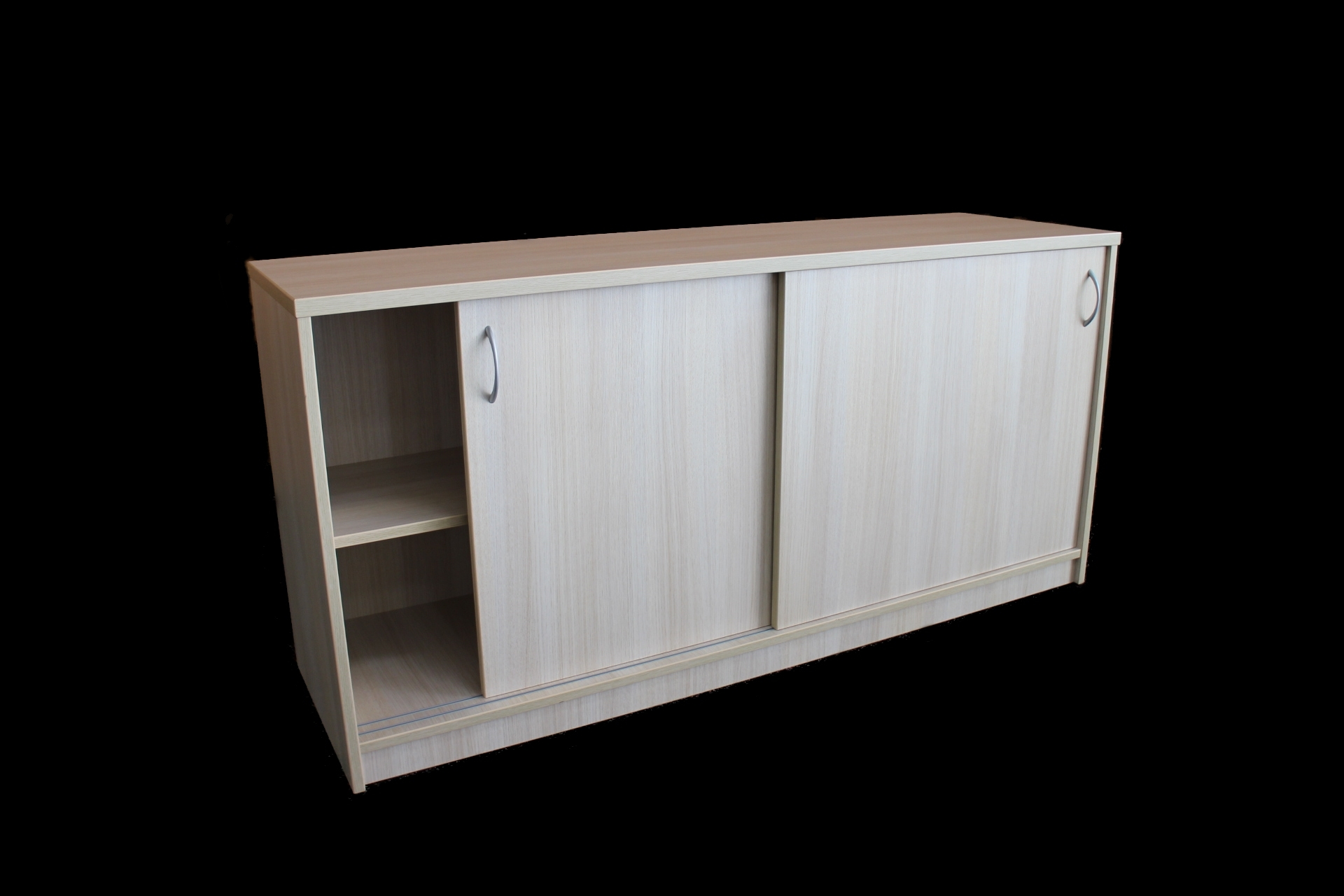 1500mm Natural Oak Credenza