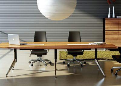 Novara Boardroom Table