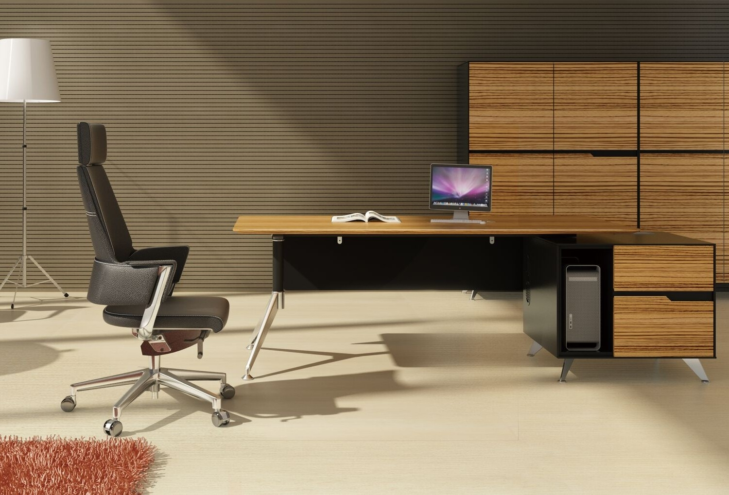 Novara Manager Desk