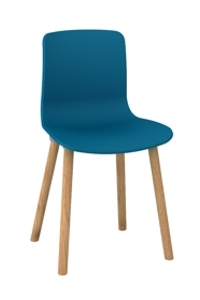Acti Timber Leg Chairs
