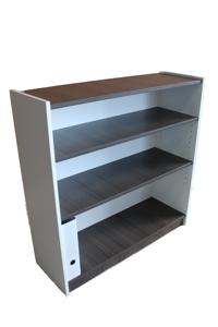 Standard 900×900 Bookcase