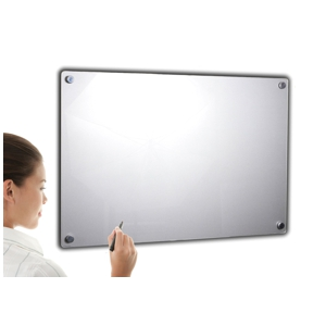Lumiere Wall Mounted Glassboards