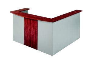 Merlin Radial Reception Desk