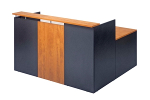Solo Two Reception Desk