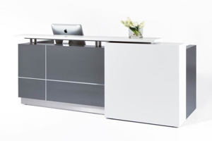 Calvin Reception Counter