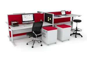 Axis Height Adjustable Desks