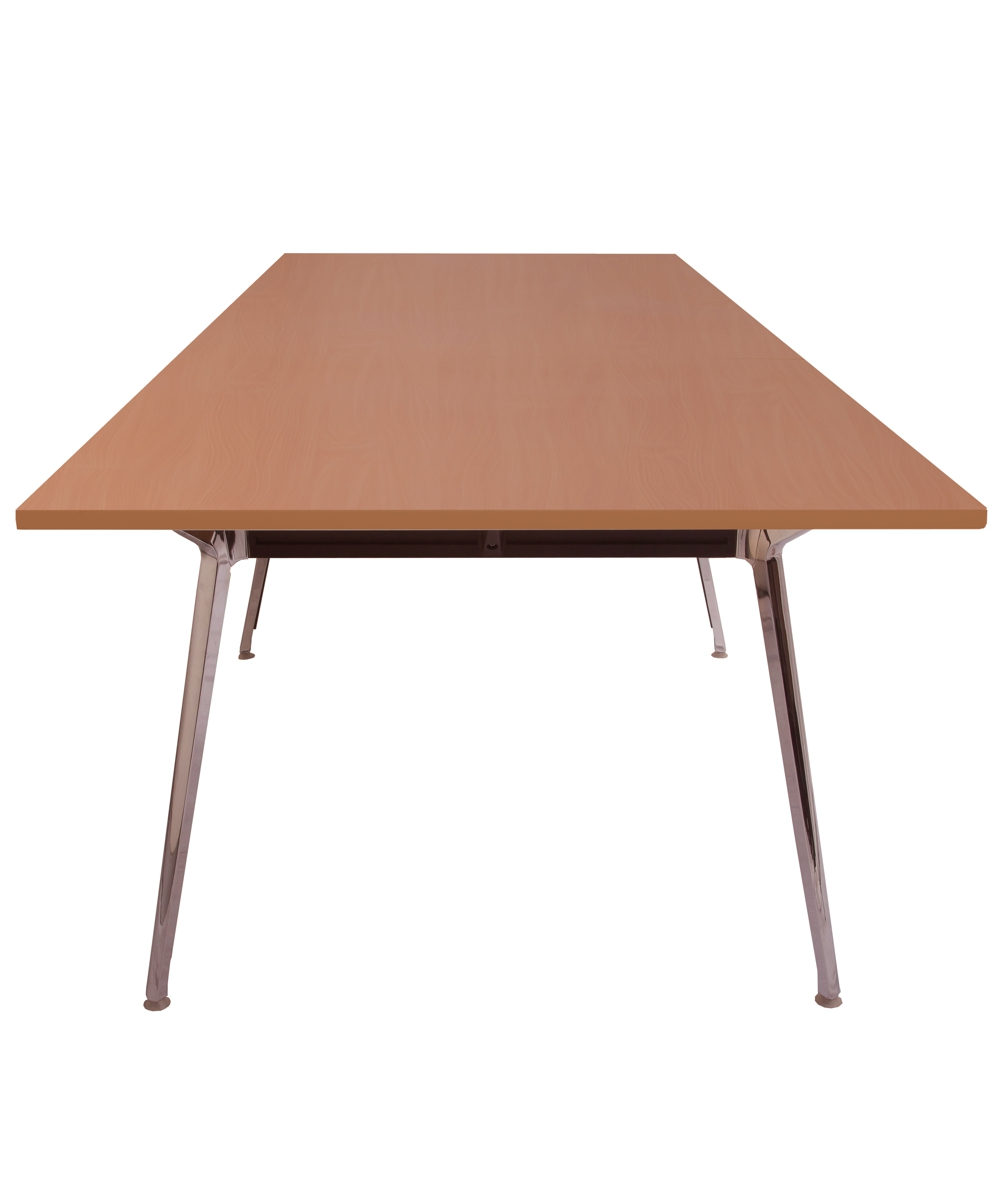 Air Boardroom Table Beech Top