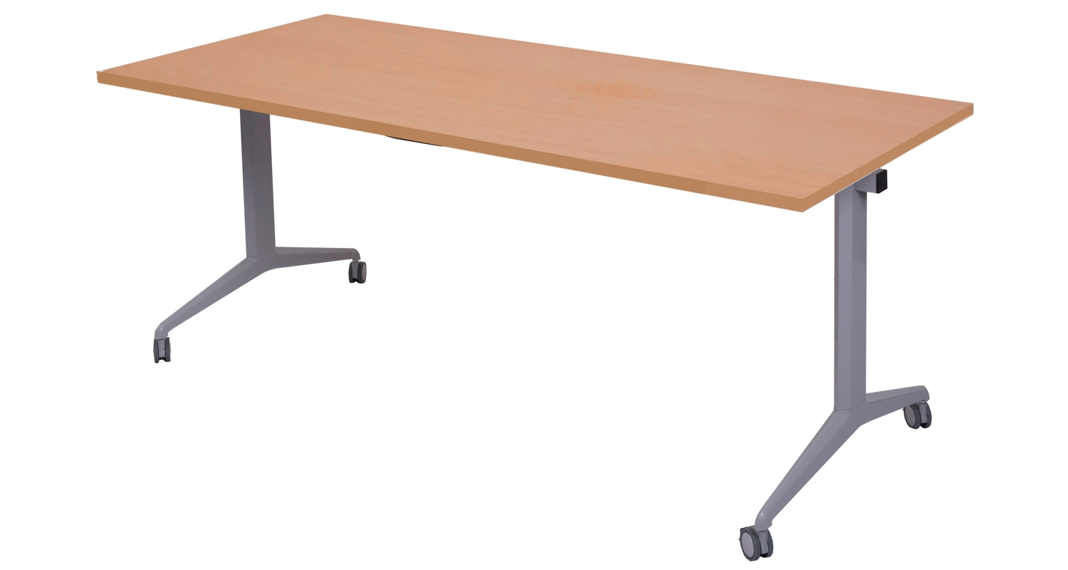 Flip Top Table Beech