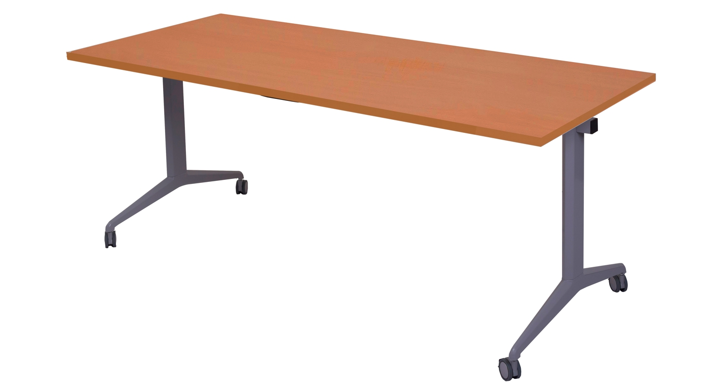 Flip Top Table Cherry