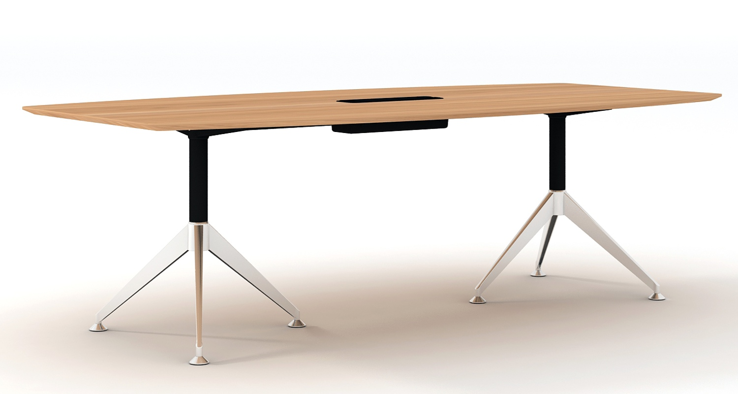 Potenza Boardroom Table 2400mm