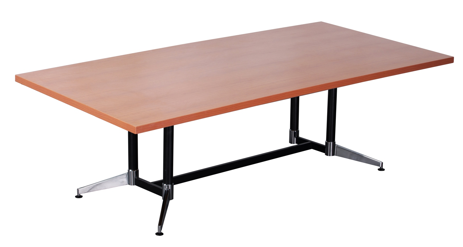 Typhoon Boardroom Table Beech 1800mm