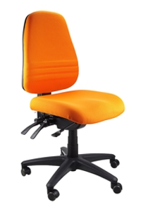 Endevour 103 Task Chair, 8 Fabric Options