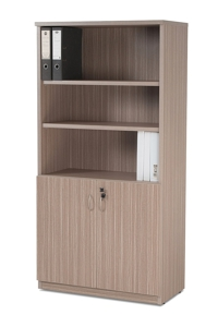 Budget Bookcases and Combination Cupboards