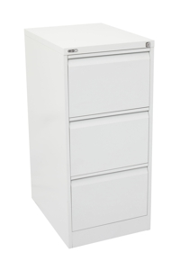 Go 3 Drawer Filing Cabinets