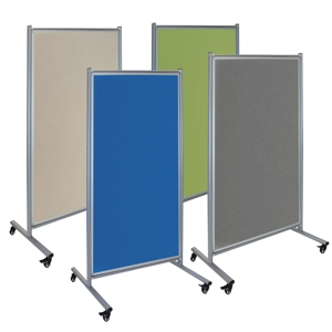 Modulo Mobile Pinboards / Partitions