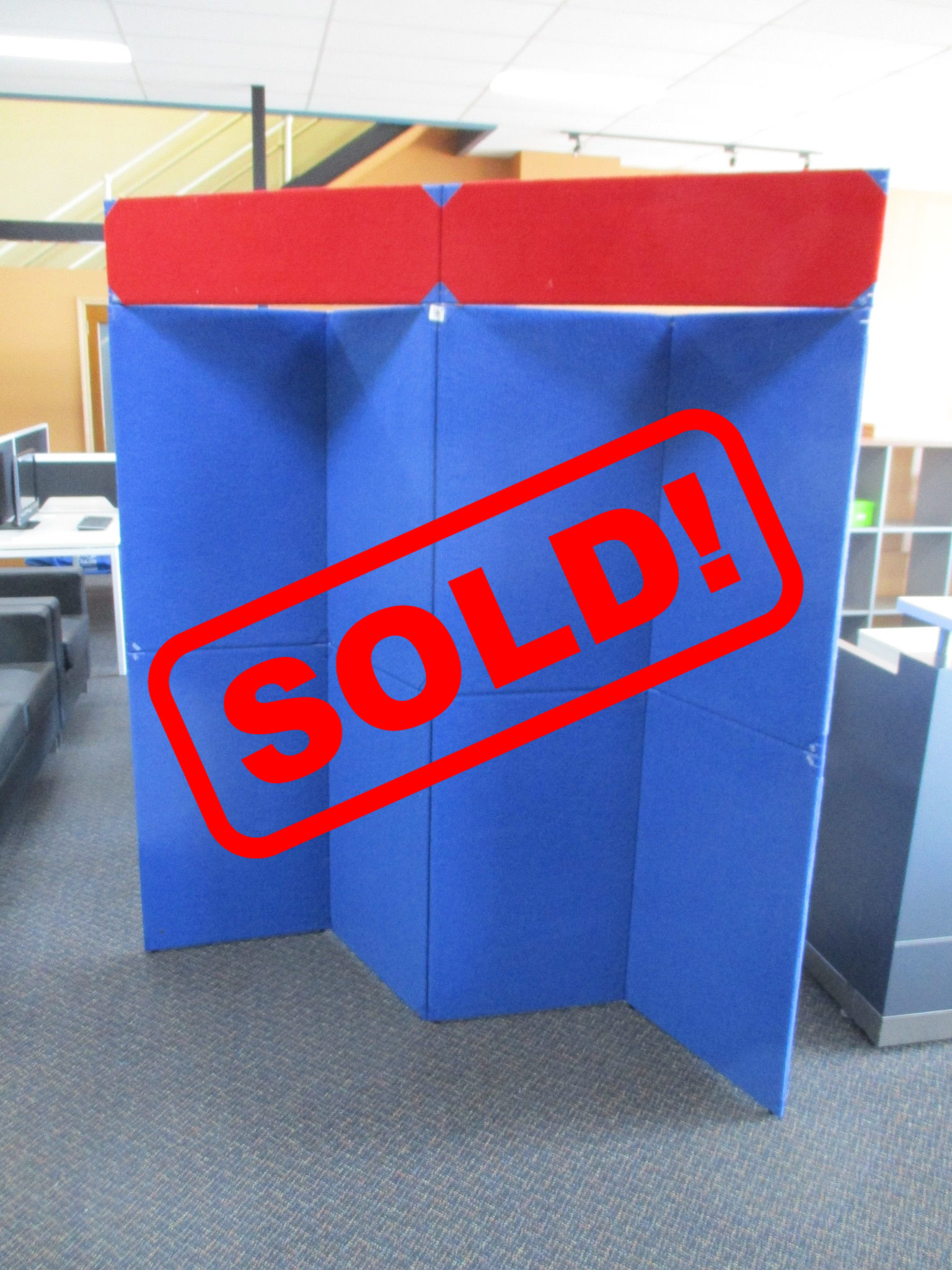Toucan Fabric Display Board for Exhibitions