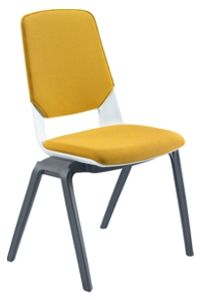 Aversa Stackable Linkable Chairs