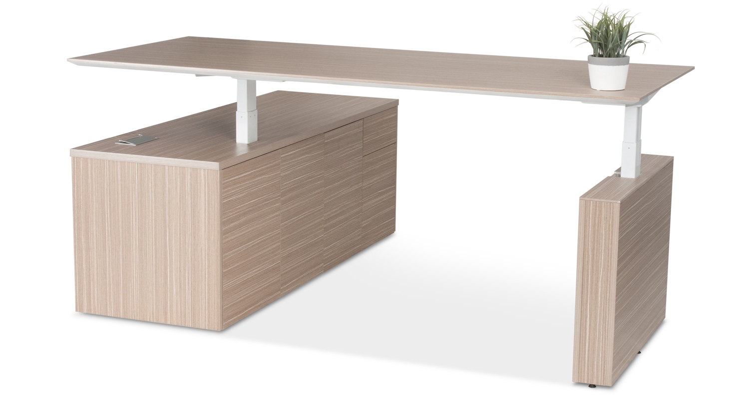 Kingston HA Executive Desk Tawny Line (2)