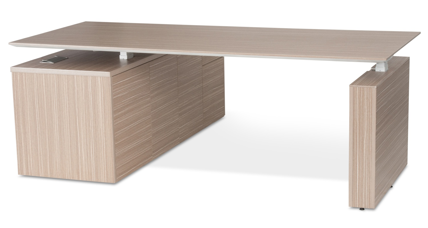 Kingston HA Executive Desk Tawny Line (3)