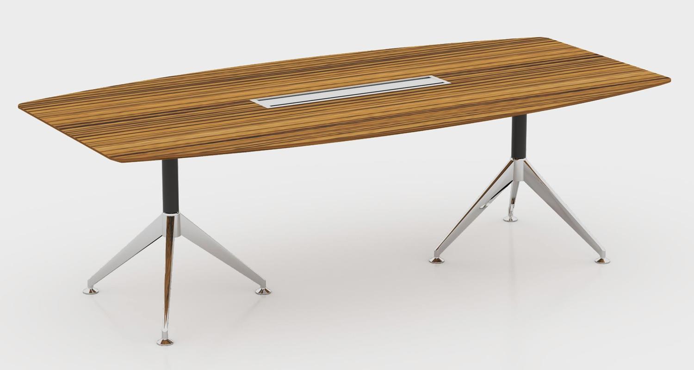 Novara Boardroom Table 2400mm