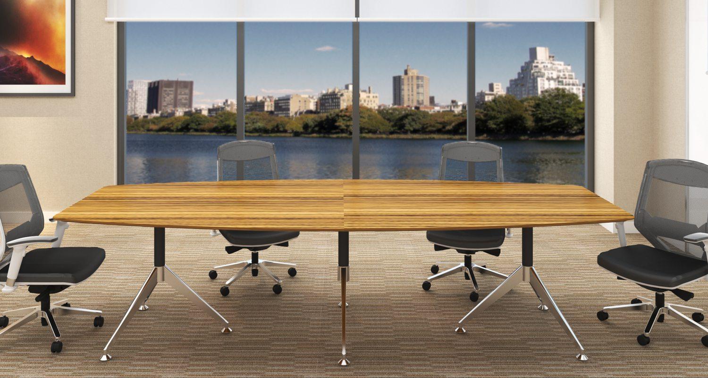 Novara Boardroom Table 3000mm (2)