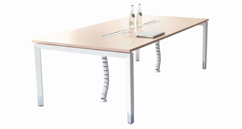 Oblique Boardroom Table 2400 x 1200