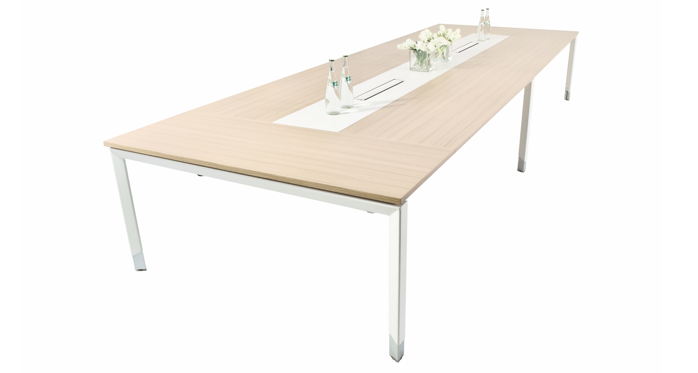 Oblique Boardroom Table 3600 x 1600