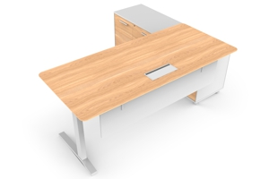 Potenza Executive Height Adjustable Desks