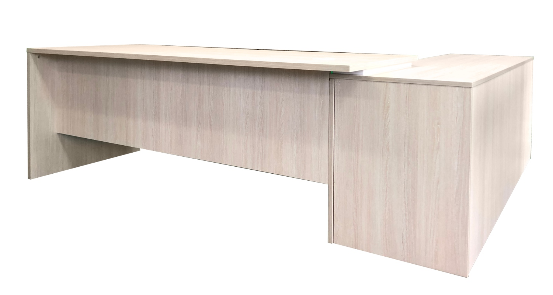 Axiom Executive Desk Slab End (2)