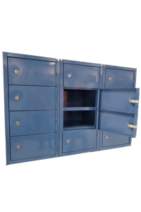 Statewide Tablet Lockers