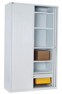 GO Steel Tambour Cabinets