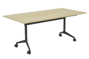 Modulus Black Flip Top Tables