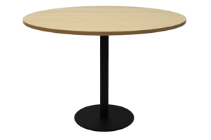 Disc Base Round Tables