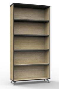 Deluxe Infinity Bookcases