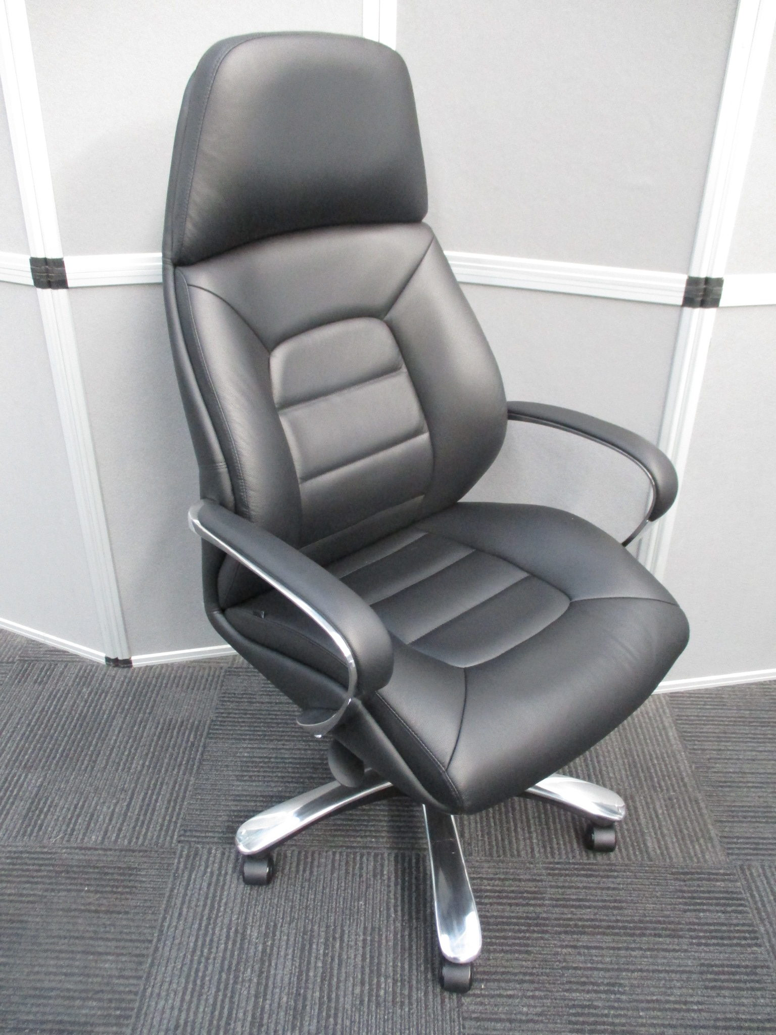 New Magnum Leather Chairs $750