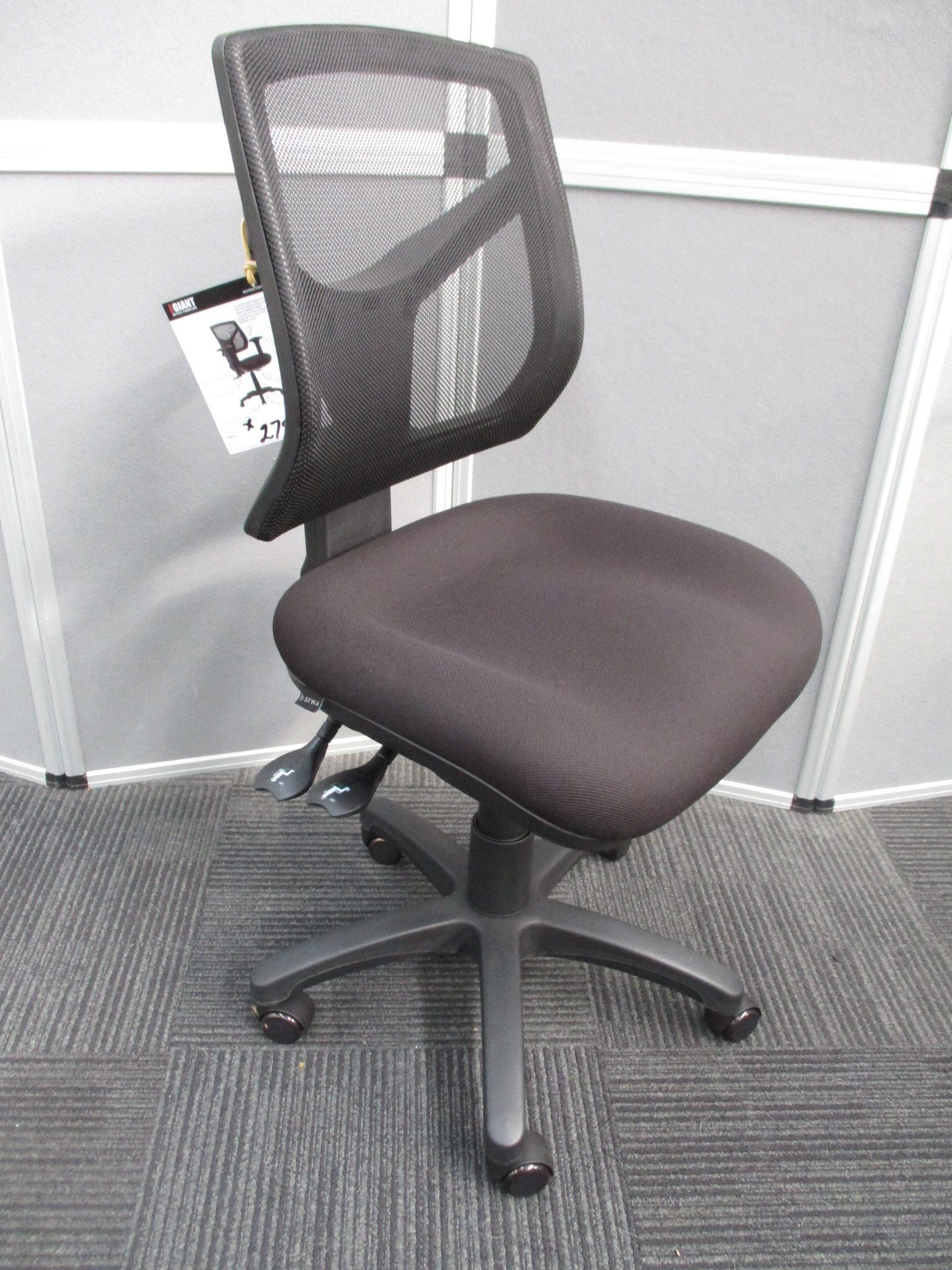 New Rio LB Mesh Chairs $275