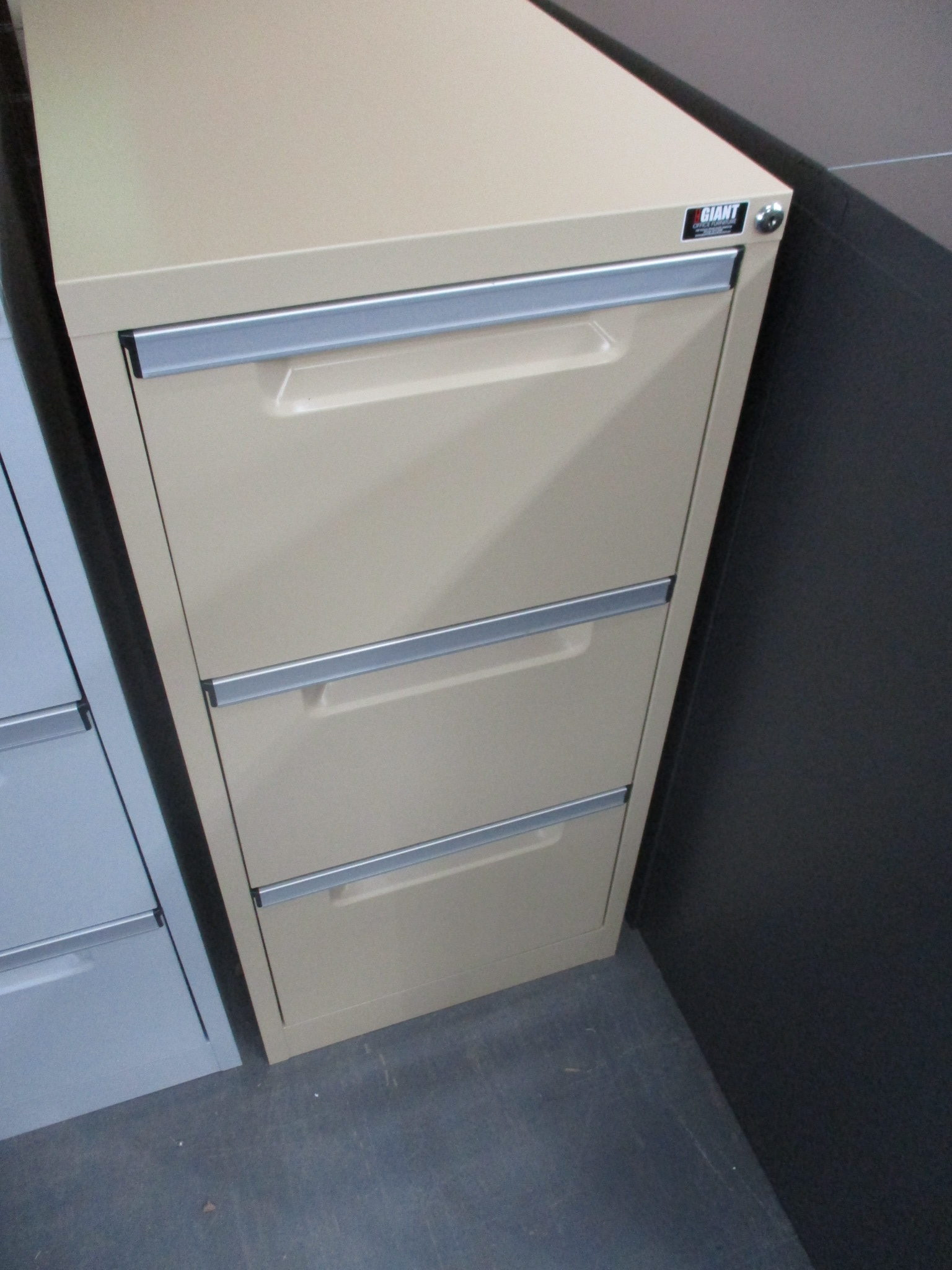 New Giant Wild Oates 3 Drawer Filing Cabinets $260