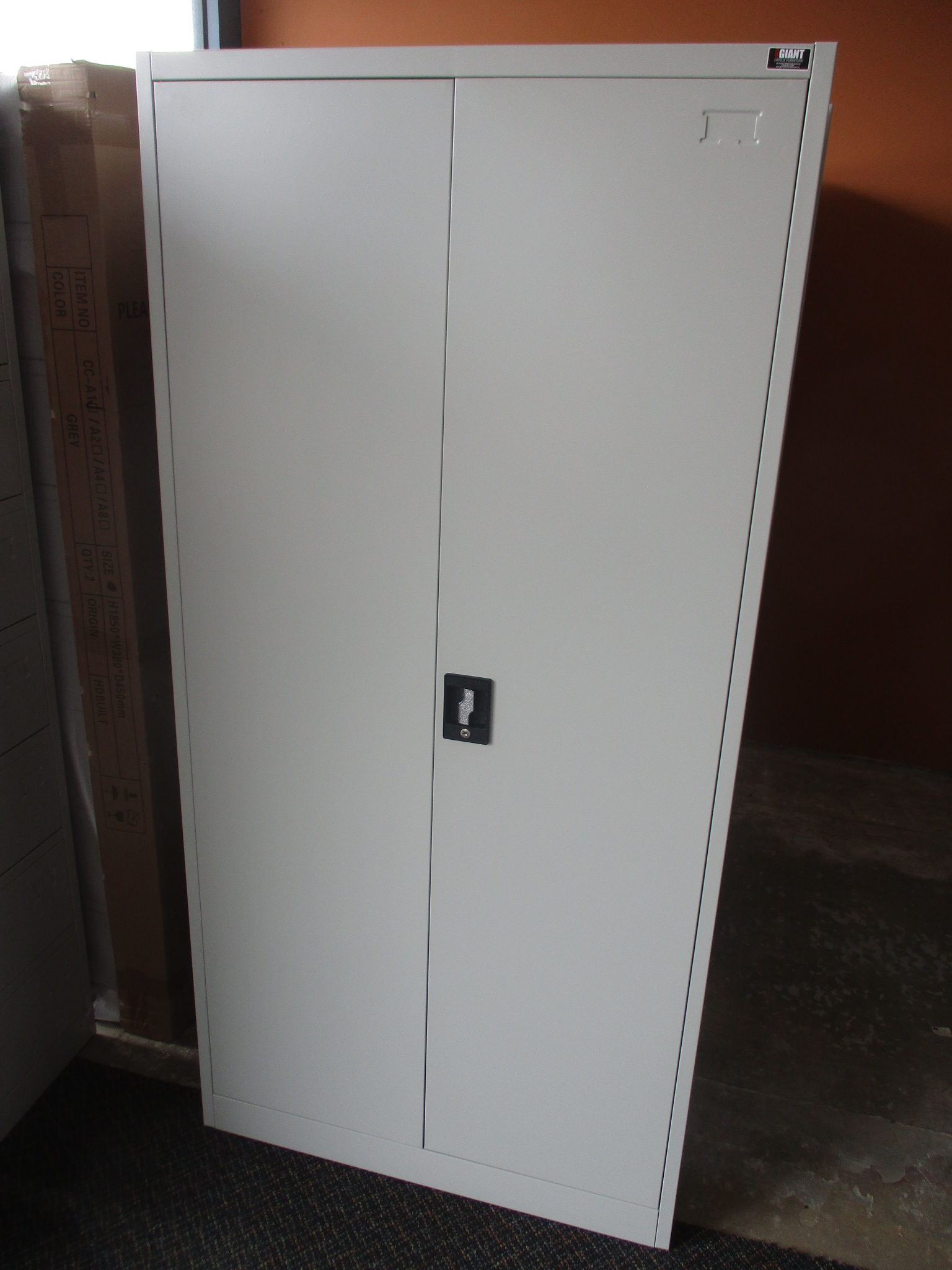 New Light Grey Stationery Cabinets $279