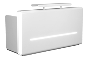 Charm LED Reception Counter