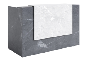 Sorrento Reception Counter, 4 Color Options