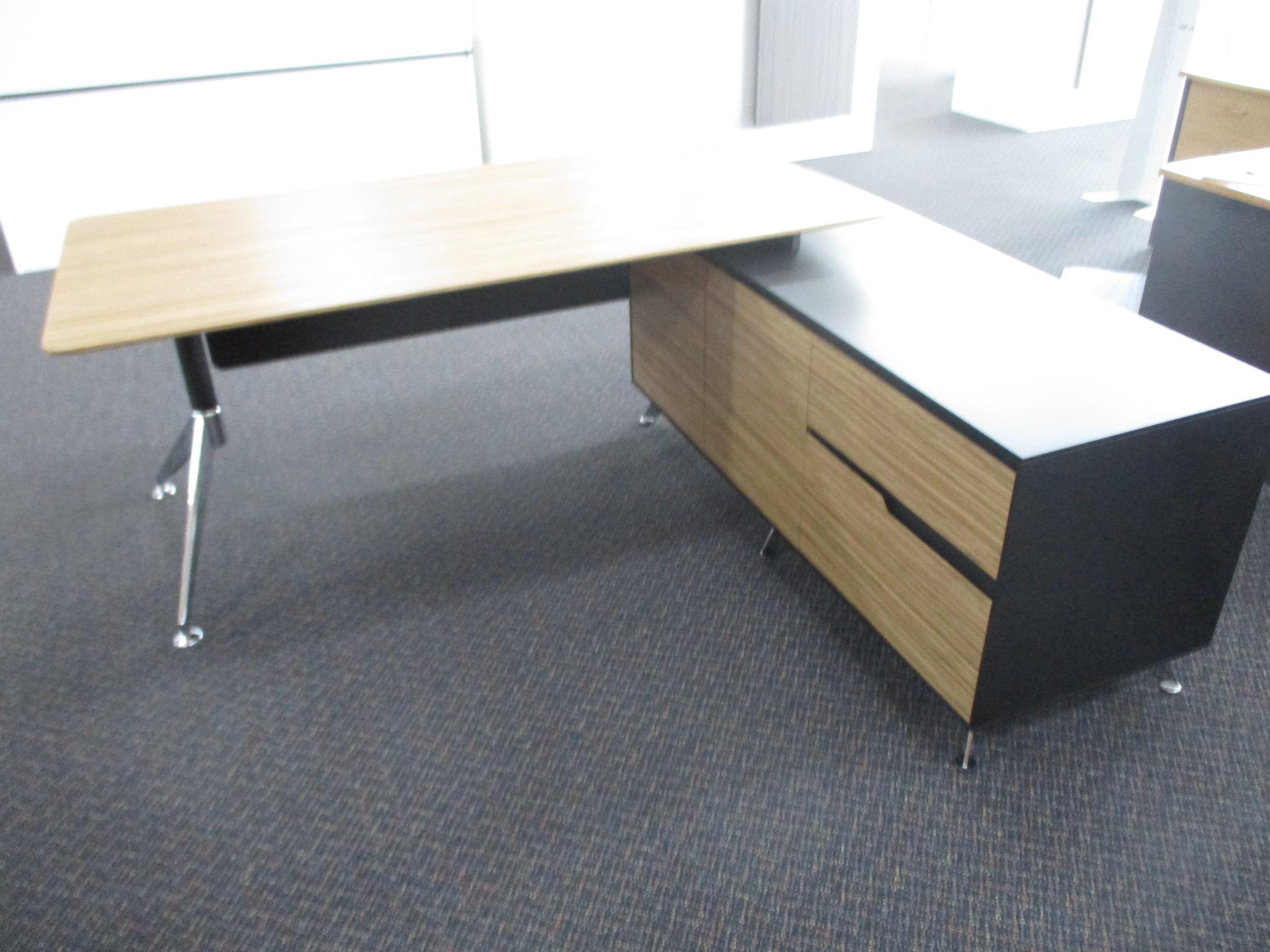 New Novara Executive Desk $2590