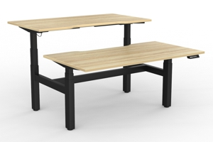 Agile Back to Back Height Adjustable Desks