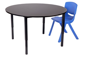Round Education Tables