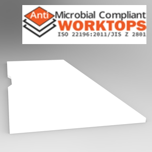 Microbial Compliant Worktops