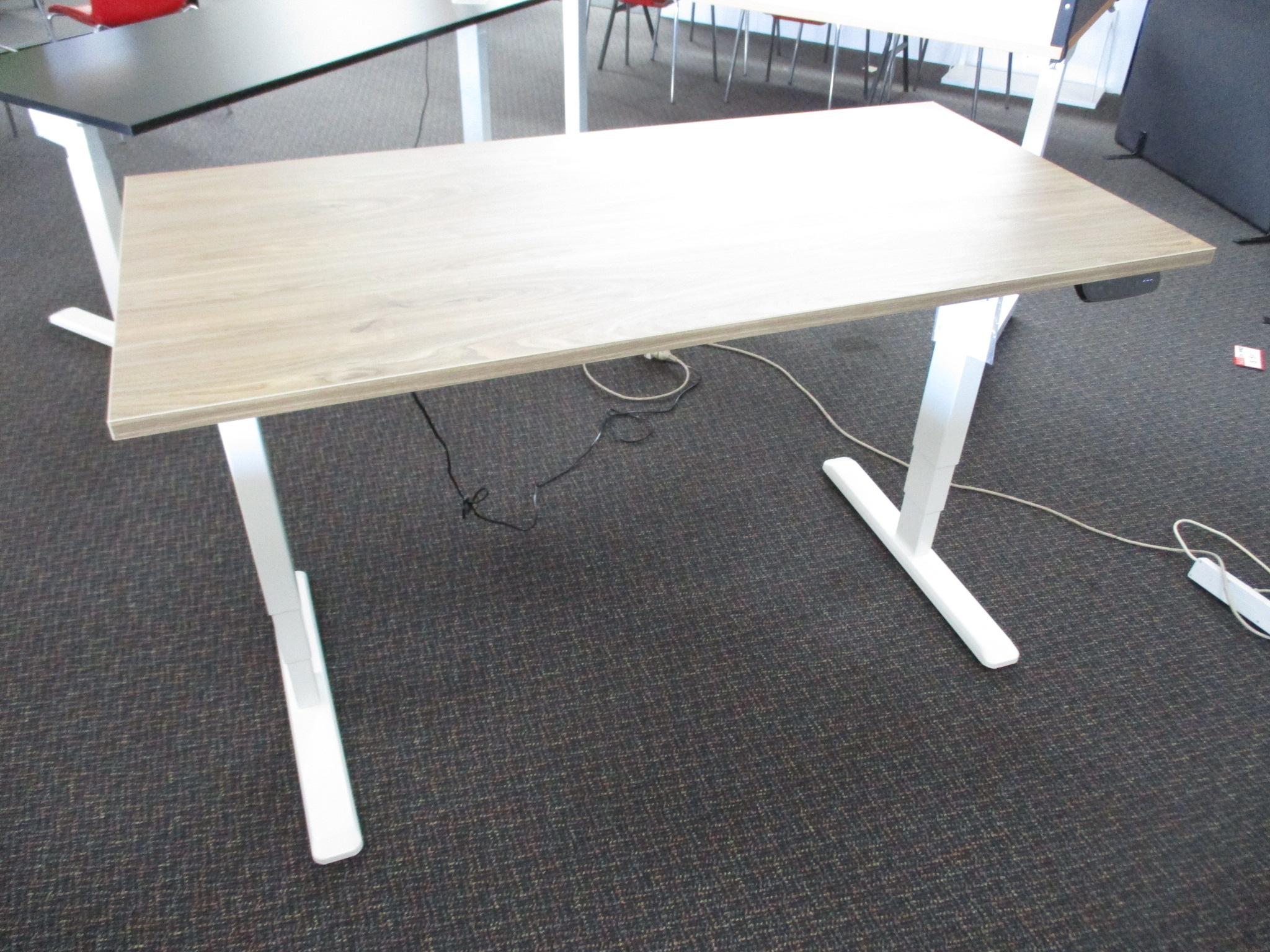 New Electronic Height Adjustable Desk 1500×750 $860