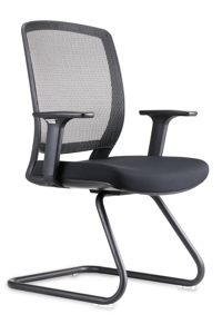 Hartley Mesh Visitor Chair