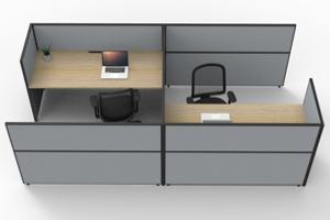 SHUSH30 Modular Workstations