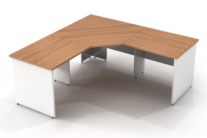 OM Desk Range, Virginian Walnut