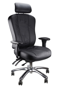 Multiform Executive Leather Chairs