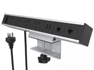 Power Board Desk Clamps